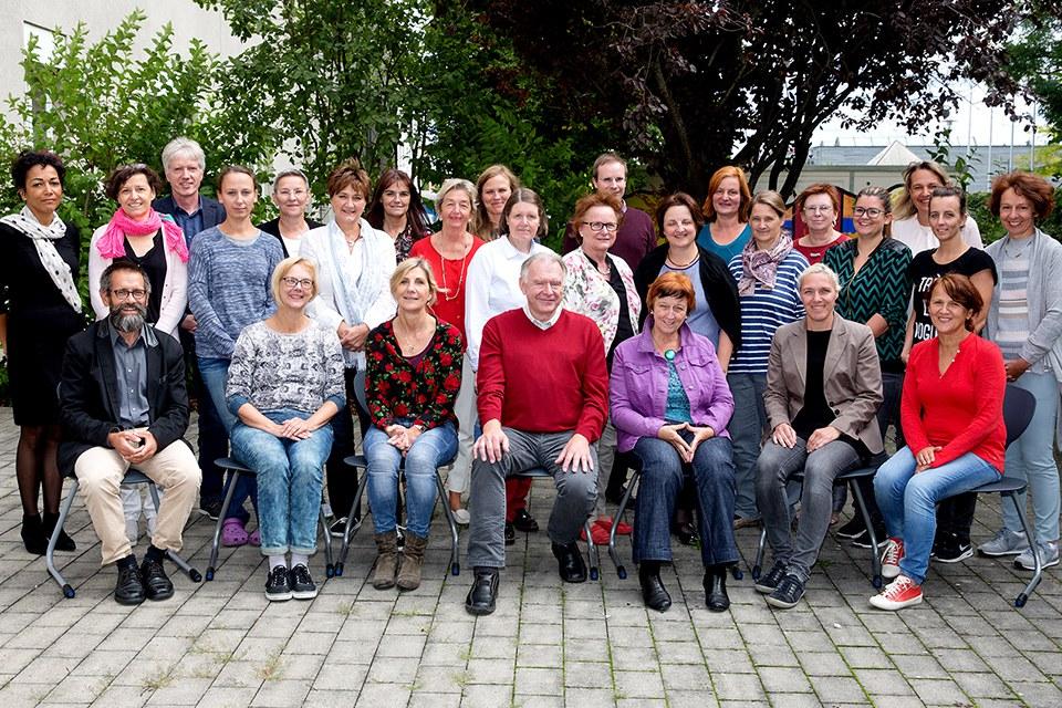 Unser Schulteam in den pflegeschulen des diako